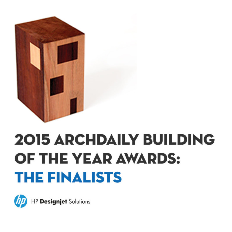 Building of the Year Award 2015 Finalist