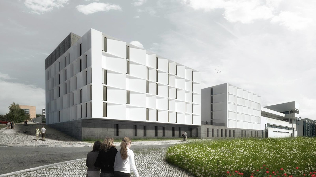 2nd Prize in Student Residence Competition