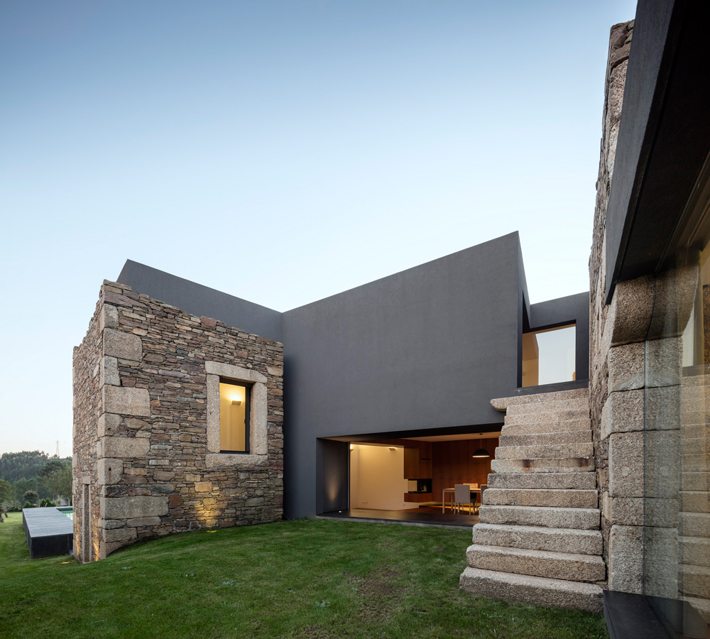 Vig rio house and r for New house architecture