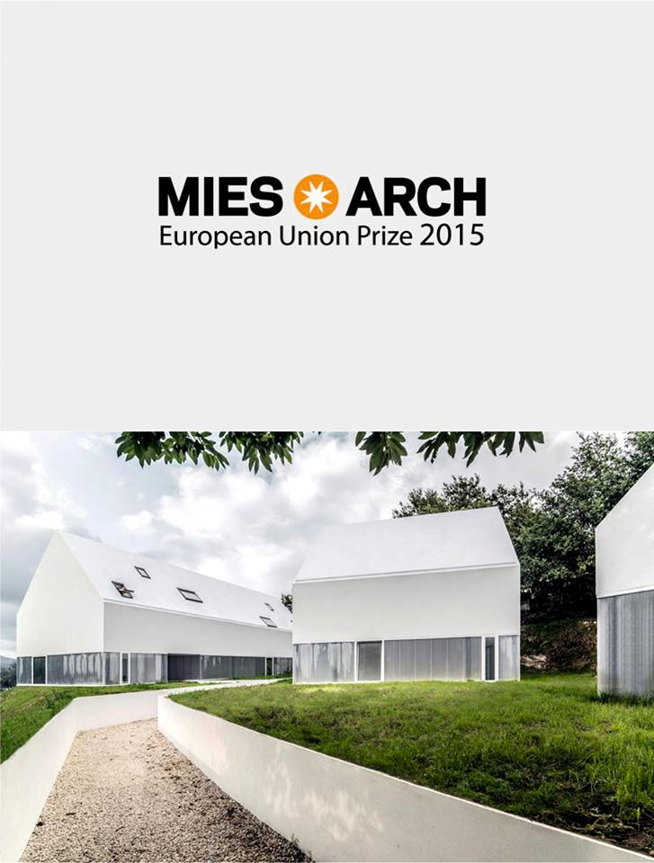 EU Prize – Mies van der Rohe Award 2015 nomination