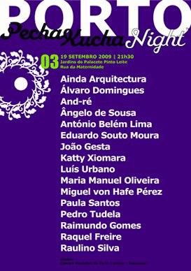 Lecture at Pecha Kucha Night Porto 03
