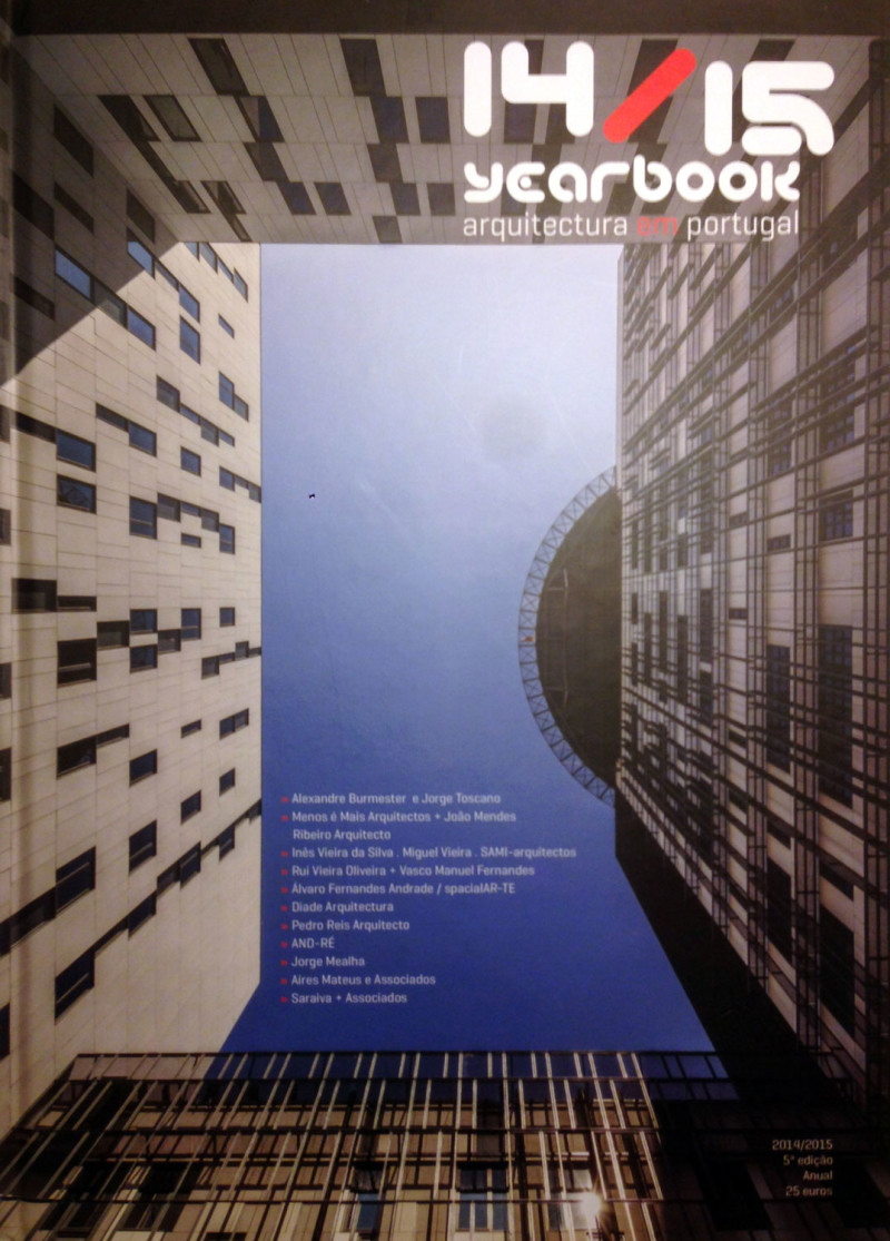 AND-RÉ on Architecture Yearbook 14/15