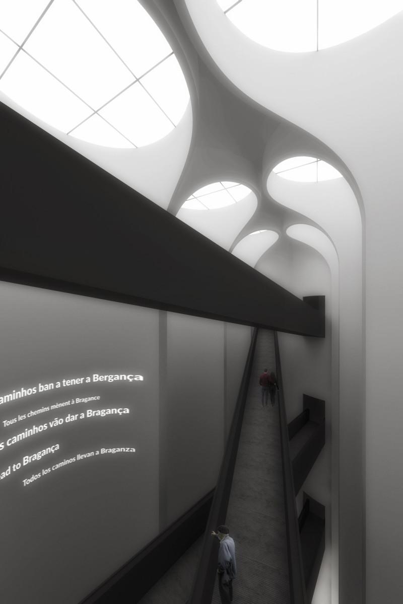 3RD PRIZE – PORTUGUESE LANGUAGE MUSEUM