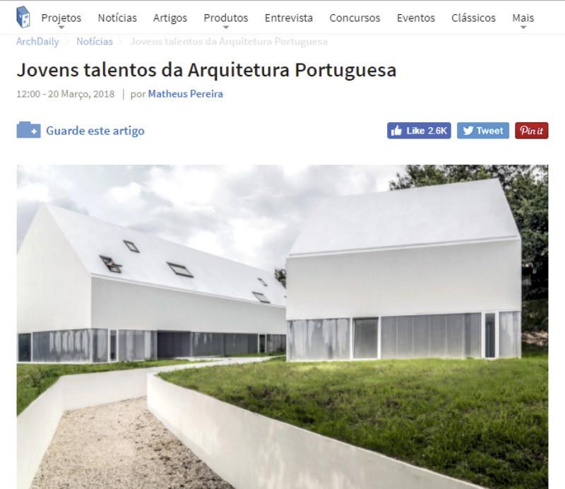 YOUNG PORTUGUESE TALENTS
