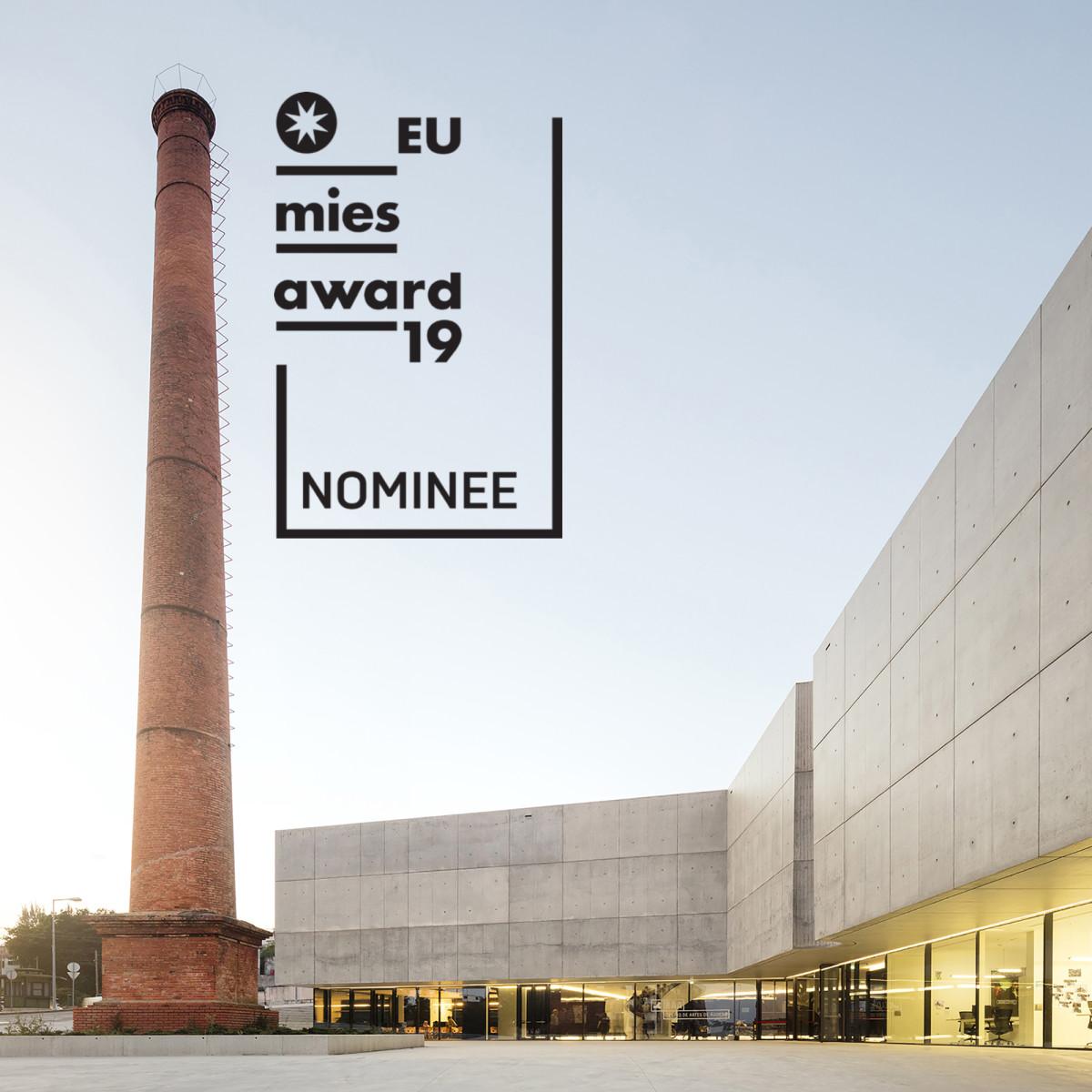 Eu Mies Van Der Rohe Award 2019 And Ré
