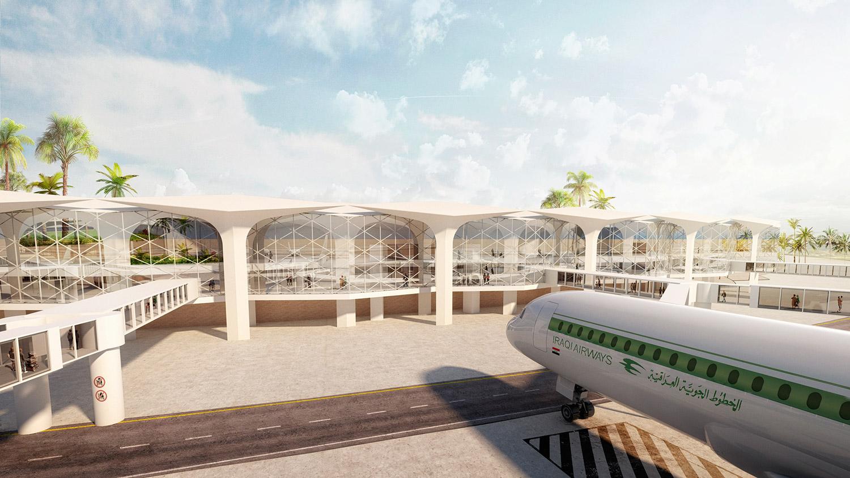 KARBALA INTERNATIONAL AIRPORT   AND-RÉ